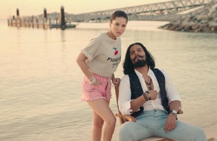 Sunny Leone-Randeep Hooda