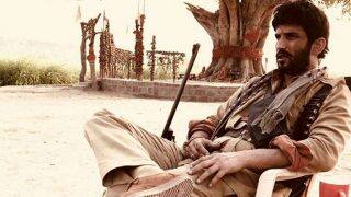 अब डाकू बनकर 'सोन चिरैया' के पीछे पड़े सुशांत सिंह राजपूत !