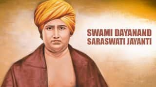 Swami Dayanand Saraswati Jayanti 2018: Date, Significance, Observance and History of Arya Samaj Founder