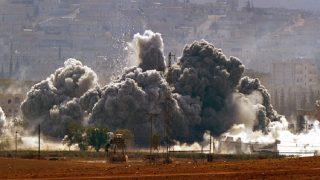 Turkish Air Strike Kills Pro-Govt Gunmen in North Syria
