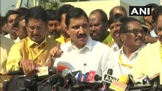 Alliance With NDA Intact; Chandrababu Naidu Didn't Speak to Uddhav Thackeray or Amit Shah: TDP