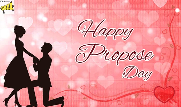 Happy Propose Day 2018: Best Wishes, SMS, WhatsApp Forwards ...