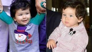 Did You Miss Seeing Taimur Ali KhanIn A Traditional Mundu? Drop Everything AndCheck Out The Pic Now!