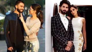Valentine's Day 2018: Ranveer Singh - Deepika Padukone; Shahid Kapoor - Mira Rajput And More Bollywood Jodis That Give Us Couple Goals