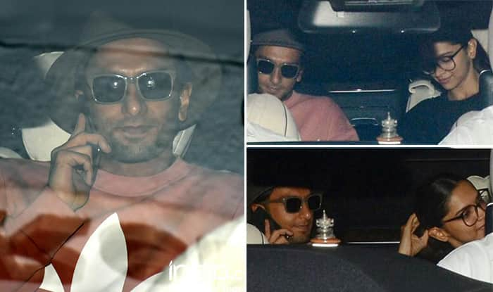 Image result for Deepika, Ranveer and Salman Khan's mother meet up at Karan Johar's house – view pics
