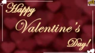 Happy Valentine's Day 2018: Best SMS, Wishes, WhatsApp, Images And Facebook Messages to Send Your Loved One