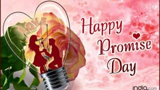Happy Promise Day 2018: Best Quotes, SMS, Facebook Status & WhatsApp Messages to send Happy Promise Day greetings to Your Valentine