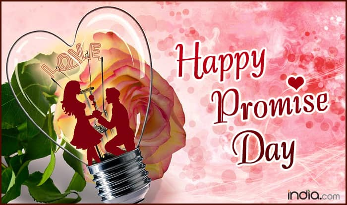 Happy Promise Day 2018: Best Quotes, SMS, Facebook Status ...
