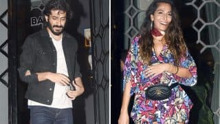 After Breakup With Sara Ali Khan, Harshvardhan Kapoor Gets Into A Relationship With Monica Dogra? (View Pics)