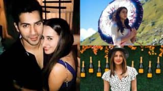 Varun Dhawan - Natasha Dalal Marriage; Sara Ali Khan's Kedarnath Back On Track; Priyanka Chopra's Frock Controversy: Bollywood Week In Review