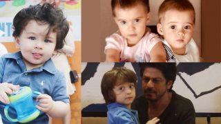 Taimur Ali Khan, Misha Kapoor, AbRam Khan, Aaradhya Bachchan Attend Yash And Roohi Johar's First Birthday - Watch Video