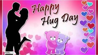 Happy Hug Day 2018: Here Are Best Types of Hugs You Can Try This Hug Day