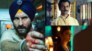 Sacred Games First Look : Saif Ali Khan, Radhika Apte And Nawazuddin Siddiqui Leave Us Intrigued For This Web Series