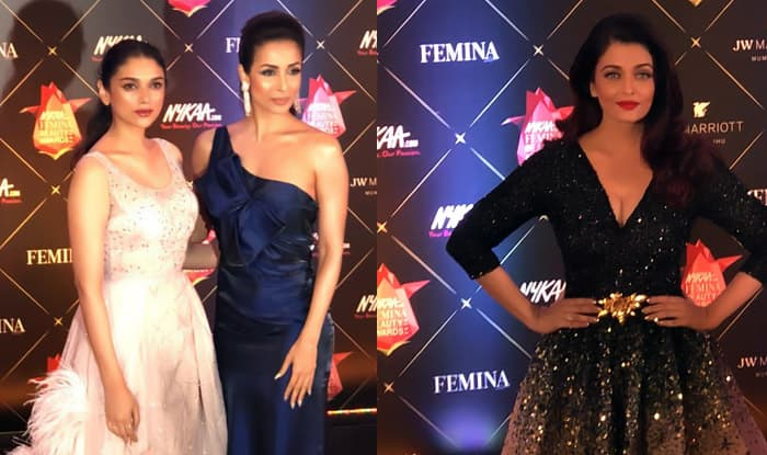 Aditi Rao Hydari Looked Like A Princess At The Femina Beauty Awards
