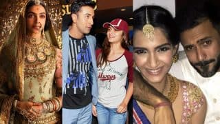 Padmaavat Crosses Rs 150 Crore Mark; Alia Bhatt - Ranbir Kapoor's Brewing Affair, Sonam Kapoor - Anand Ahuja's Marriage: Bollywood Week In Review
