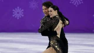 2018 Winter Olympics: Canada's Tessa Virtue And Scott Moir Set New Ice Dance World Record