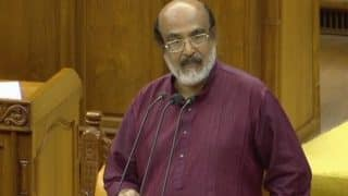 Kerala Floods: FM Thomas Issac Slams Centre For Rs 100 Crore Relief Fund, Says It's a Drop in Ocean