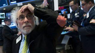 अमेरिकी शेयर बाजार में भूचाल, डॉव जोंस में इतिहास की दूसरी बड़ी गिरावट