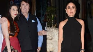 Randhir Kapoor Birthday: Kareena Kapoor Khan, Karisma Kapoor Celebrate Their Dad's 71st Birthday - Inside Pics