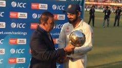 INDvSA: तीसरे टी-20 के बाद ICC देगी कोहली को टेस्ट चैम्पियनशिप गदा