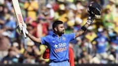 Kohli Becames Second Batsman to Cross 900-Point Mark Concurrently in Test and ODIs