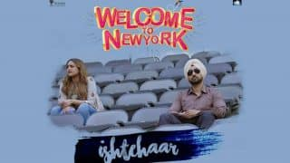 Welcome To New York Song Ishtehaar: Sonakshi Sinha, Diljit Dosanjh's Chemistry, Rahat Fateh Ali Khan's Soulful Rendition Will Win Your Heart