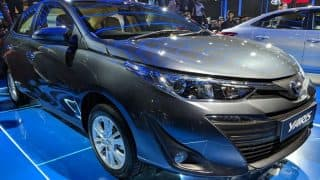 Auto Expo 2018: New Toyota Yaris 2018 makes India Debut at Auto Show