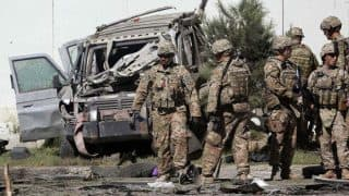 अफगान सैन्य ठिकाने पर तालिबान के हमले में 18 सैनिकों की मौत