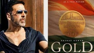 Akshay Kumar - Mouni Roy Starrer Gold's Teaser All Set To Be Out On February 5