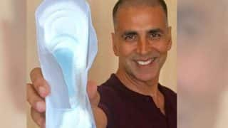 Akshay Kumar Continues To Advocate About Menstrual Hygiene Even After The Release Of Padman
