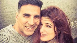 अक्षय कुमार ने अपनी पत्नी ट्विकल को गिफ्ट की प्याज वाली ईयररिंग्स, वो भी देखकर मुस्कुरा दीं
