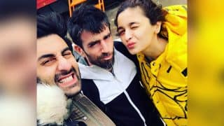 Brahmastra: All Work And No Play For Ranbir Kapoor - Alia Bhatt As The Film Goes On Floor Today In Bulgaria