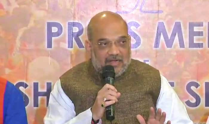 Want to change politics of violence, says Amit Shah in Tripura