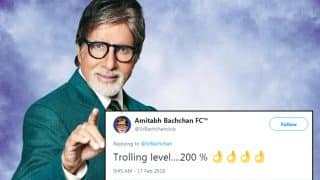 Amitabh Bachchan Posts Hilarious Job Application To Work With Deepika Padukone And Katrina Kaif, Twitter Praises His Sense of Humor