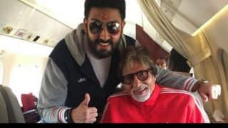 Amitabh Bachchan's Heartfelt Letter For Abhishek Bachchan On His Birthday Will Make You Emotional