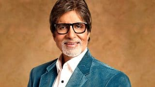 Amitabh Bachchan Raps A Fun Track For 102 Not Out In One Take; Flaunts What A Cool Rockstar He Is (VIDEO)