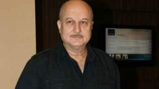 Anupam Kher: I Won't Retire From Work Even in The Next 50 Years