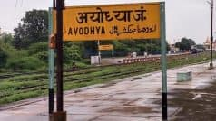 Section 144 Imposed in Ayodhya Till Dec 10 as Hearing in Land Dispute Case Enters Final Leg