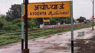 Ayodhya: Heavy Security in Place Ahead of Babri Masjid Demolition Anniversary on Dec 6