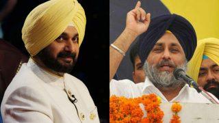 Virasat-e-Khalsa Row: Navjot Singh Sindhu is Like a Monkey, Says Sukhbir Singh Badal