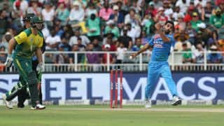 IND vs SA 1st T20I: Bhuvneshwar Kumar, Shikhar Dhawan Help India Beat South Africa by 28 Runs