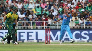 IND vs SA 1st T20I: Bhuvneshwar Kumar, Shikhar Dhawan Help India Beat South Africa by 28 Runs