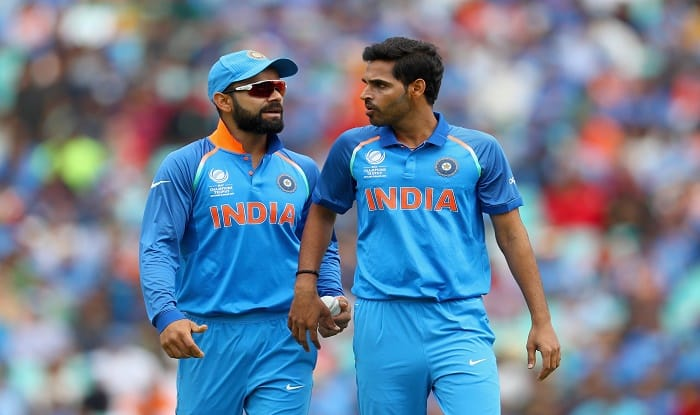 India vs Australia 3rd ODI: Bhuvneshwar Kumar Not worried About His Chances in ICC World Cup 2019