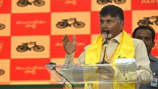 Chandrababu Naidu to TDP MPs: Disrupt Parliament to Mount Pressure on Modi Government