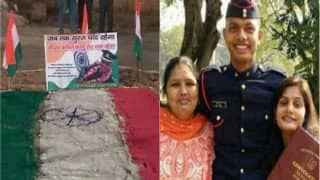 Last Rites of Captain Kapil Kundu Performed, His Sister Fainted After Seeing His Body