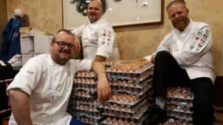 Norwegian Olympic Team in South Korea Gets a Delivery of 15,000 Eggs After a Translation Goof-up