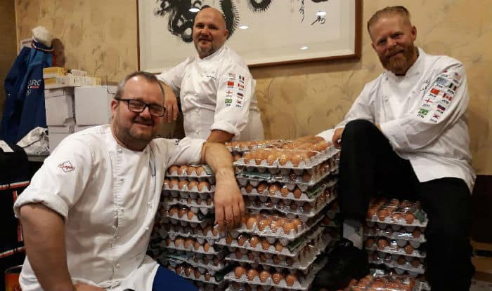Eggs Delivered To Norwegian Olympic Team After Google Translate Error
