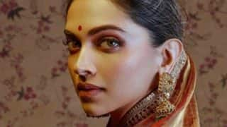 Deepika Padukone Looks Regal As She Turns Muse For Sabyasachi's Latest Collection