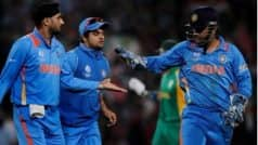 It's Always a Great Feeling to Play Along With MS Dhoni: Harbhajan Singh