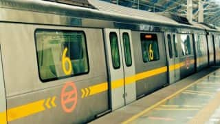Gurugram: Man Masturbates on Woman Inside Huda City Metro Station, Hurls Abuse And Runs Away